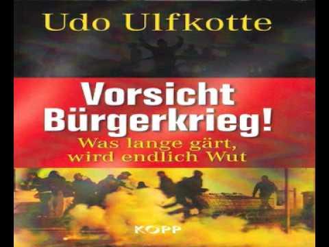 Afbeeldingsresultaat voor udo ulfkotte bürgerkrieg in deutschland