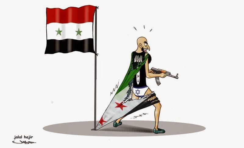 Afbeeldingsresultaat voor true face of ISrael cartoon