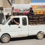 al-Jizah town in Daraa eastern countryside