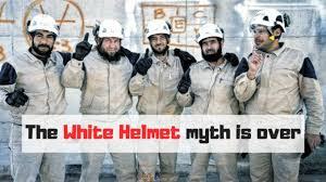 De Witte Helmen eindelijk ontmaskerd als bedriegers alias Al-Qeada –  FREESURIYAH